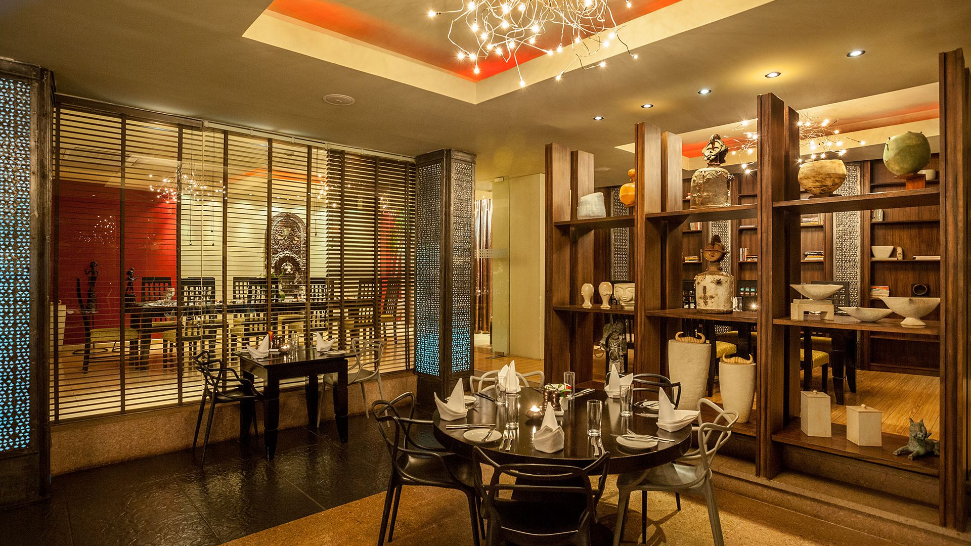 dining experience nairobi