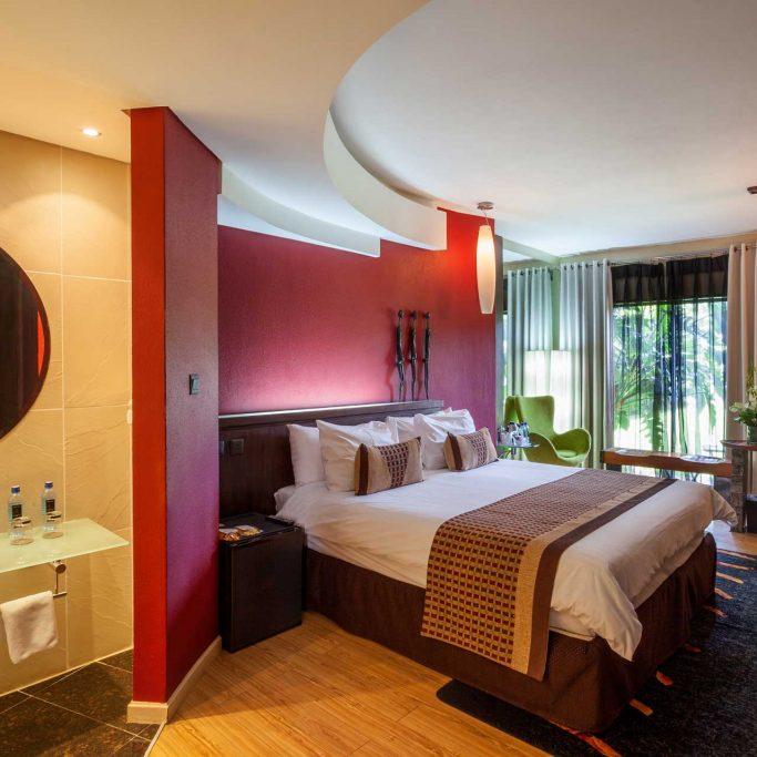 deluxe room hotel nairobi