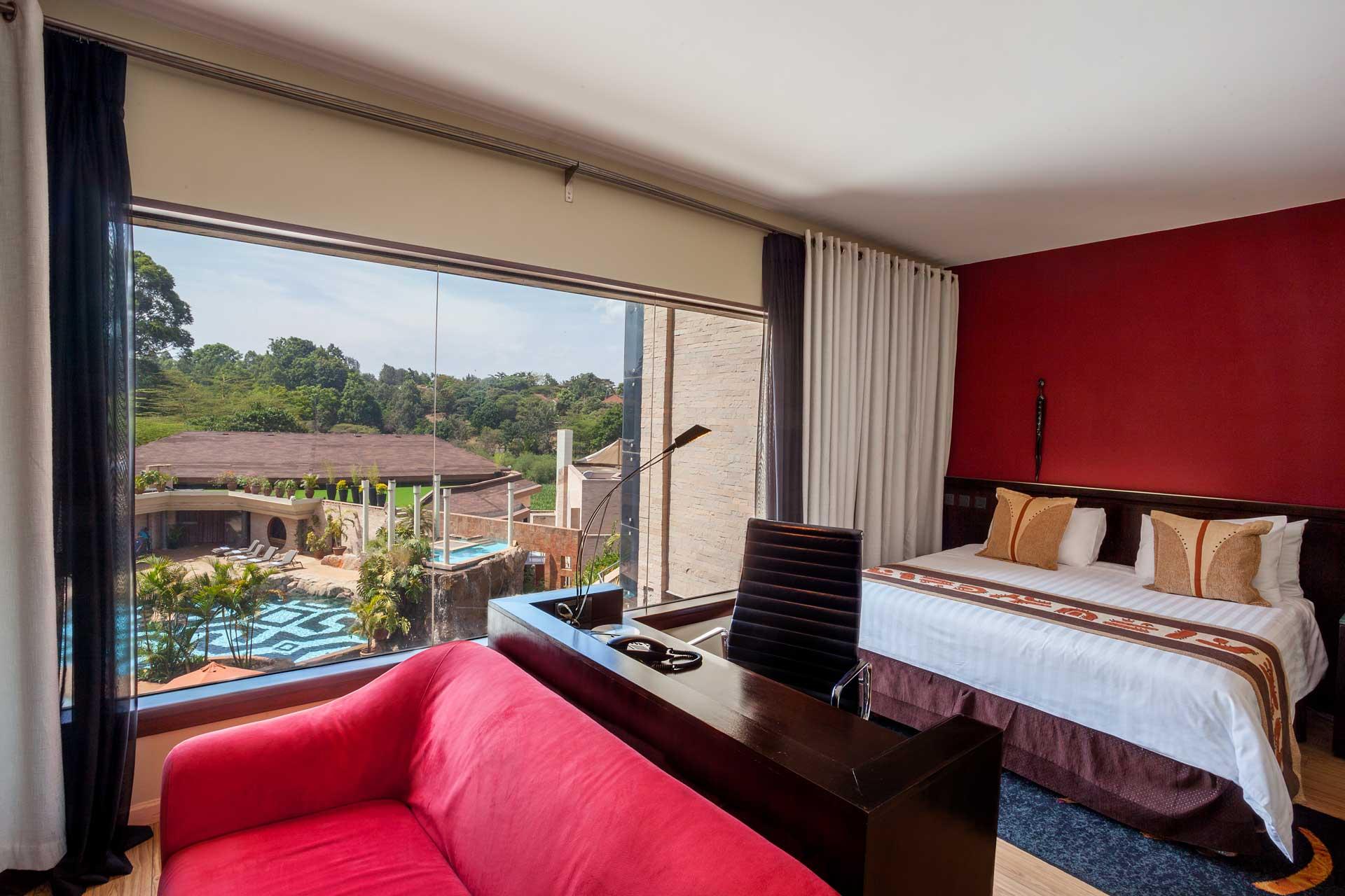 junior suite room hotel nairobi