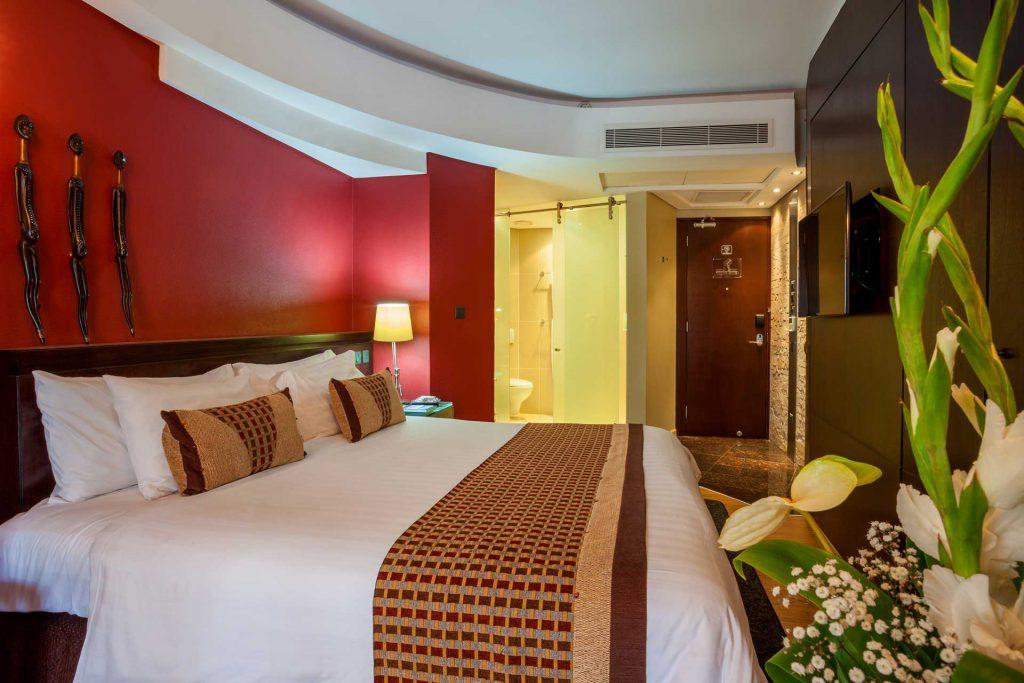 deluxe room hotel nairobi 1