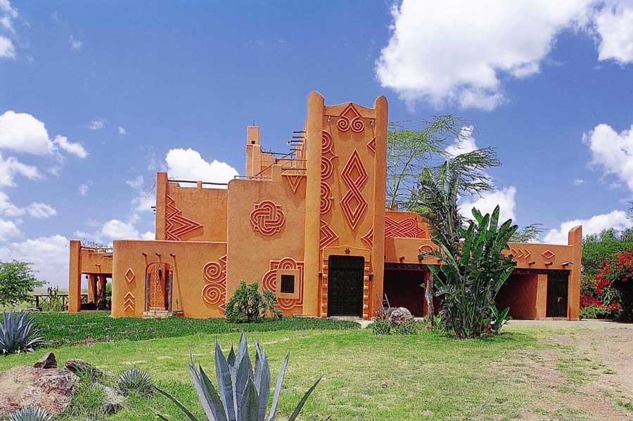 africa heritage house