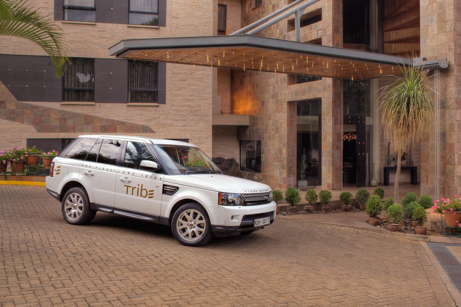 helipad hotel nairobi